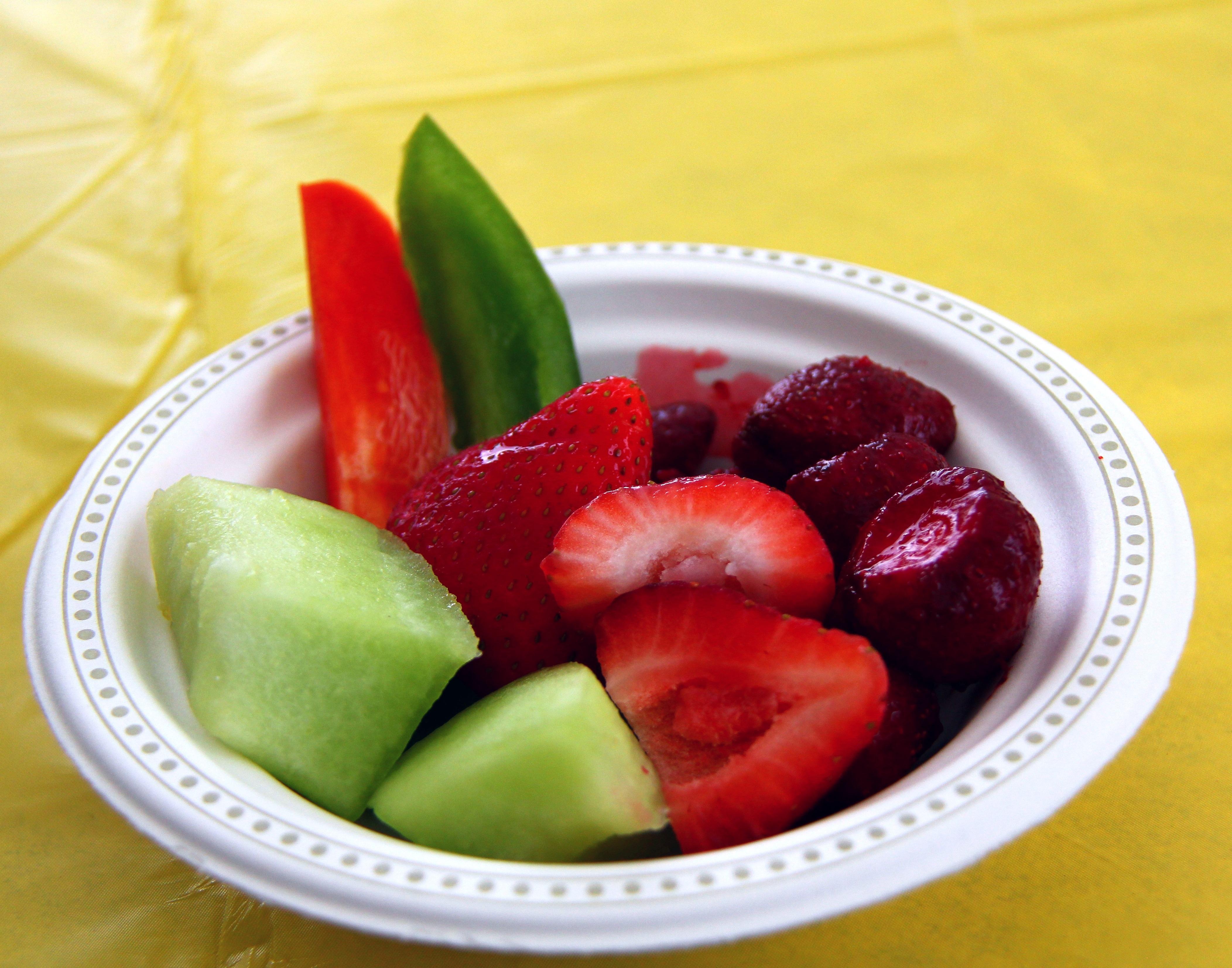 Przekąski (smaczne i zdrowe)