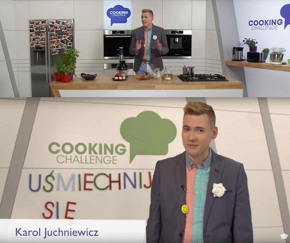 Przepis na ostrą zupę kokosową! [program cooking challenge]